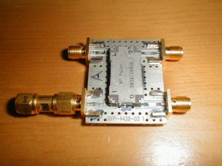 1296 MHz EME (Earth-Moon-Earth)   Par Electronics