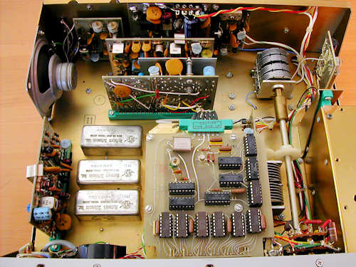 W4OP Vintage Radio Restoration - Atlas 350XL HF Transceiver